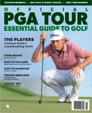 Official PGA TOUR Essential Guide to Golf