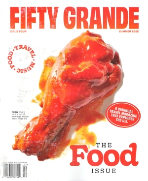 Fifty Grande Magazine