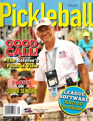 PICKLEBALL MAGAZINE,THE
