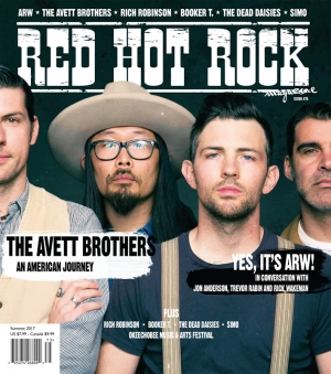 RED HOT ROCK Magazine
